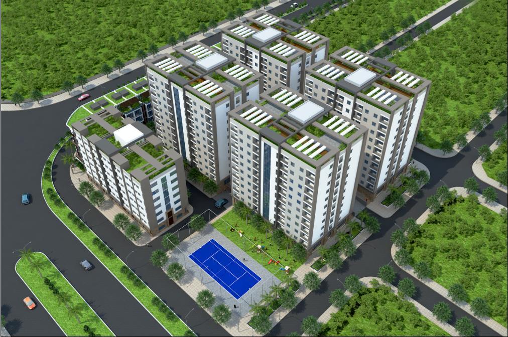 Dự án Chung cư Thanh Bình Bắc Ninh mở bán giá gốc CĐT